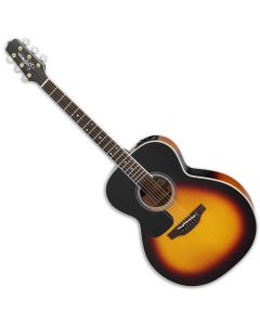 Takamine P6N Left Hand NEX Acoustic Guitar in Brown Sunburst sku number TAKP6NBSBLH