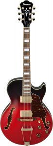 Ibanez AG75G SCG AG Artcore Scarlet Gradation Semi Hollow Body Electric Guitar AG75GSCG