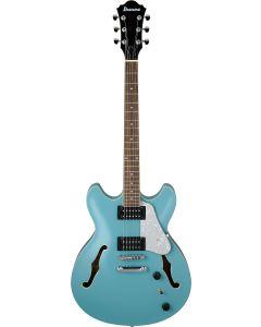 Ibanez AS63 MTB AS Artcore Vibrante Mint Blue Semi-Hollow Body Electric Guitar AS63MTB