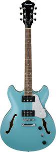 Ibanez AS63 MTB AS Artore Vibrante Mint Blue Semi-Hollow Body Electric Guitar AS63MTB
