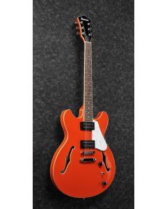 Ibanez AS63 TLO AS Artcore Vibrante Twilight Orange Semi-Hollow Body Electric Guitar AS63TLO