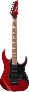 Ibanez RG550DX RR RG Genesis Collection Ruby Red Electric Guitar RG550DXRR