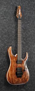 Ibanez RGA60AL ABL RGA Axion Label 6 String Antique Brown Stained Low Gloss Electric Guitar RGA60ALABL