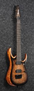 Ibanez RGD71AL ANB RGD Axion Label 7 String Antique Brown Stained Burst Electric Guitar RGD71ALANB