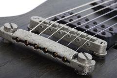 Schecter E-1 Apocalypse Electric Guitar in Rusty Grey SCHECTER1297