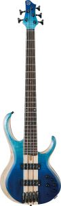 Ibanez BTB 20th Anniversary BTB20TH5 5 String Blue Reef Gradation Low Gloss Bass Guitar BTB20TH5BRL