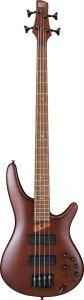 Ibanez SR Standard SR500E 4 String Brown Mahogany Bass Guitar SR500EBM