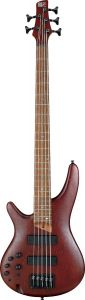 Ibanez SR Standard SR505E 5 String Left Handed Brown Mahogany Bass Guitar SR505ELBM
