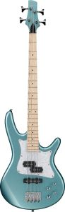 "Ibanez SR Mezzo SRMD200 4 String 32"" Medium Scale Sea Foam Pearl Green Bass Guitar SRMD200SPN"