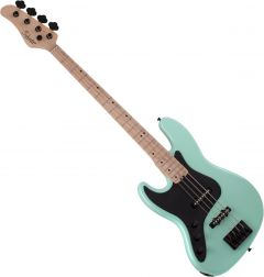 Schecter J-5 Left Handed Electric Bass in Sea foam Green SCHECTER2915