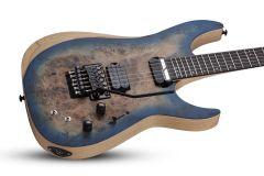 Schecter Reaper-6 FR S Electric Guitar in Satin Sky Burst SCHECTER1507