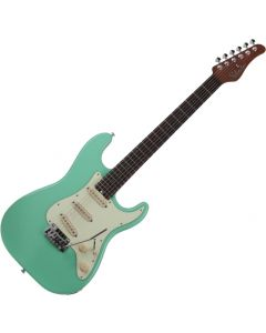 Schecter Nick Johnston Traditional Electric Guitar in Atomic Green sku number SCHECTER289