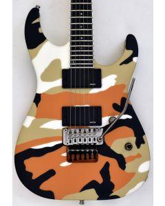 ESP E-II M-II Neck Thru Body Electric Guitar in Desert Camo sku number EIIMIINTDC