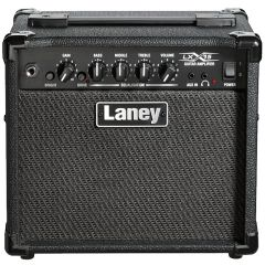 Laney LX 15W Guitar Combo Amp 2x5 with Drive LX15 LX15