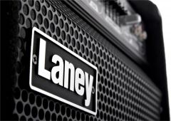 Laney Audiohub 3 Channel 40W Speaker AH40