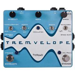 Pigtronix Tremvelope Modulation Guitar Pedal EMT