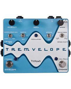 Pigtronix Tremvelope Modulation Guitar Pedal sku number EMT