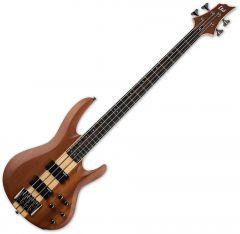 ESP LTD B-4E Electric Bass Natural Satin LB4EMNS