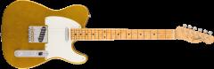Fender Custom Shop Lush Closet Classic Postmodern Tele - Maple Fingerboard  Frost Gold Electric Guitar 1535452879