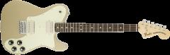 Fender Chris Shiflett Telecaster Deluxe  Shoreline Gold Electric Guitar 142400744