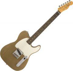 Fender Custom Shop 1959 Journeyman Relic Esquire Custom Electric Guitar Aged Shoreline Gold 9235000530