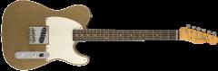 Fender Custom Shop 1959 Journeyman Relic Esquire Custom  Aged Shoreline Gold Electric Guitar 9235000530