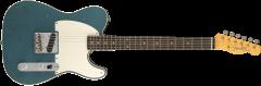 Fender Custom Shop 1959 Journeyman Relic Esquire Custom  Faded Lake Placid Blue Electric Guitar 9235000531