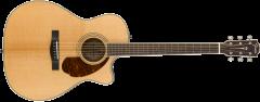 Fender PM-4CE Auditorium Limited Natural Acoustic Guitar 970377221