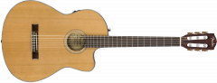 Fender CN-140SCE  Natural Acoustic Guitar 970264321