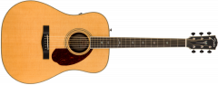 Fender PM-1 Deluxe Dreadnought, Natural  Natural Acoustic Guitar 960270221