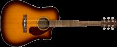 Fender CD-140SCE  Sunburst Acoustic Guitar 970213332