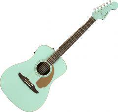 Fender Malibu Player Acoustic Guitar Aqua Splash 970722008