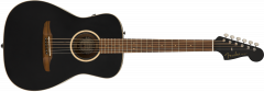 Fender Malibu Special  Matte Black Acoustic Guitar 970822106