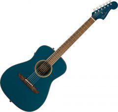 Fender Malibu Classic Acoustic Guitar Cosmic Turquoise 970922299