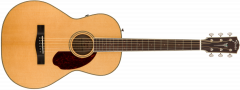 Fender PM-2 Standard Parlor, Natural  Natural Acoustic Guitar 970322321