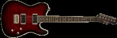 Fender Special Edition Custom Telecaster FMT HH  Black Cherry Burst Electric Guitar 262004561