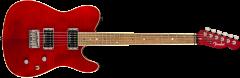 Fender Special Edition Custom Telecaster FMT HH  Crimson Red Transparent Electric Guitar 262004538