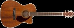 Fender PM-3 Triple-0 NE, All-Mahogany, Natural  Natural Acoustic Guitar 960298221