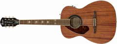 Fender Tim Armstrong Hellcat Left-Hand  Natural Acoustic Guitar 971757022