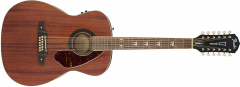 Fender Tim Armstrong Hellcat-12 String  Natural Acoustic Guitar 971792022