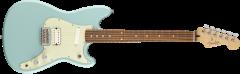 Fender Duo-Sonic HS  Daphne Blue Electric Guitar 144023504