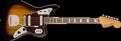 Squier Classic Vibe '70s Jaguar  3-Color Sunburst Electric Guitar 374090500