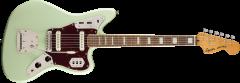 Squier Classic Vibe '70s Jaguar  Surf Green Electric Guitar 374090557