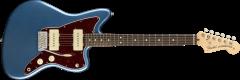Fender American Performer Jazzmaster  Satin Lake Placid Blue Electric Guitar 115210302