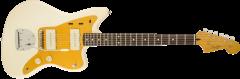 Squier J Mascis Jazzmaster  Vintage White Electric Guitar 371060541