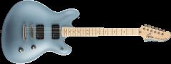 Squier Squier Contemporary Active Starcaster  Ice Blue Metallic Electric Guitar 370470583