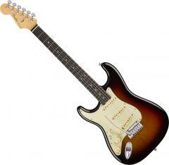 Fender American Elite Stratocaster Left-Hand Electric Guitar 3-Color Sunburst 114021700
