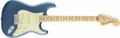 Fender American Performer Stratocaster  Satin Lake Placid Blue Electric Guitar 114912302