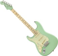 Fender Limited Edition American Professional Stratocaster Left-Hand with MHC Electric Guitar Surf Green 170221757