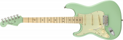 Fender Limited Edition American Professional Stratocaster Left-Hand with MHC  Surf Green Electric Guitar 170221757